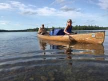 Moose Lake Paddling