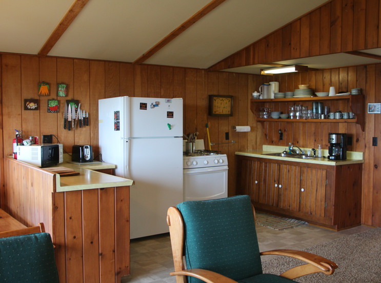 Kirk's Kitchen.