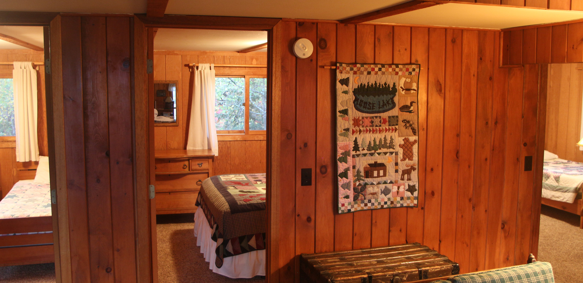 Kirk's Bedroom's