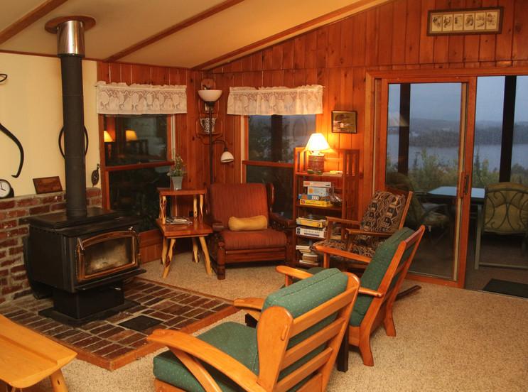 Kirk's Living Room