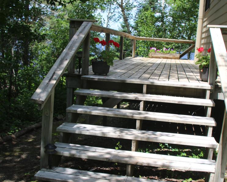 Thye's Deck