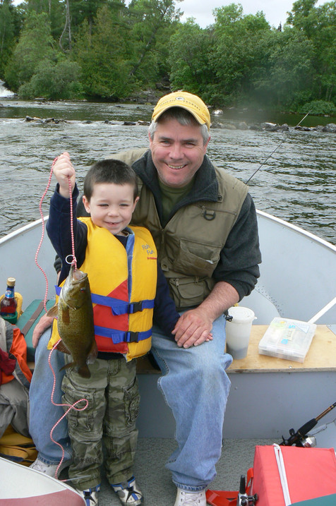 Generations of Fishing