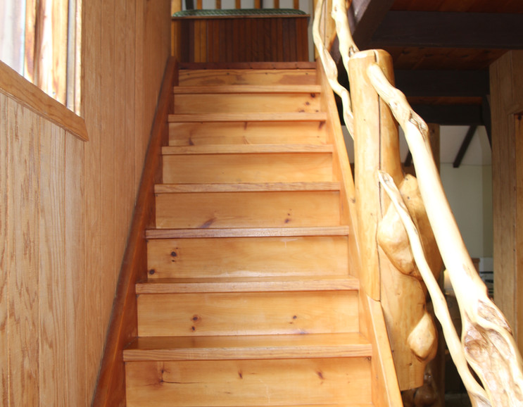 Tanglewood Staircase