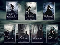 Dark Secrets Vampire Series by Angela M
