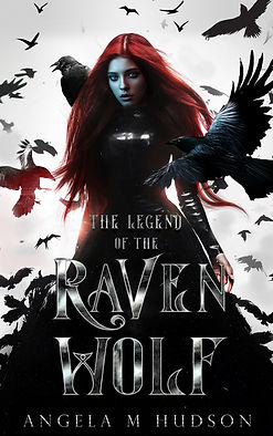 The Legend of the Raven Witch