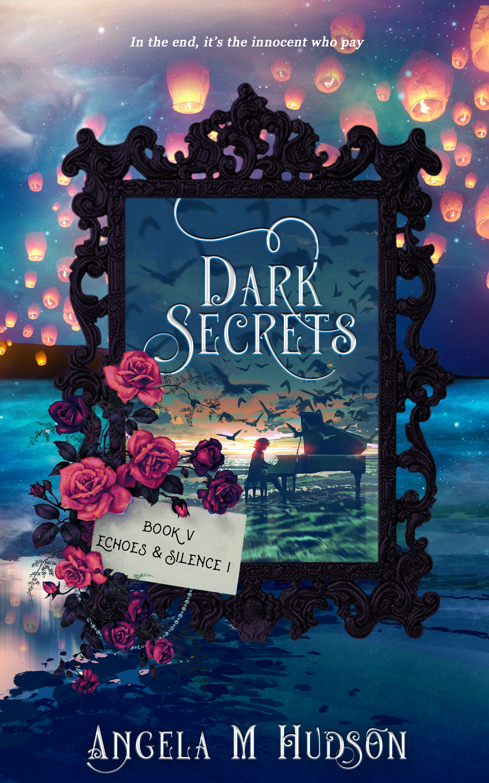 Dark Secrets 5_ Echoes & Silence Part I
