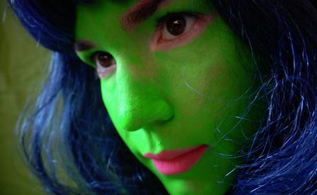 Green Screen Skin