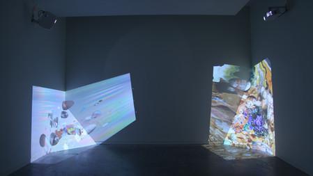 Digital works from Imprismed project room