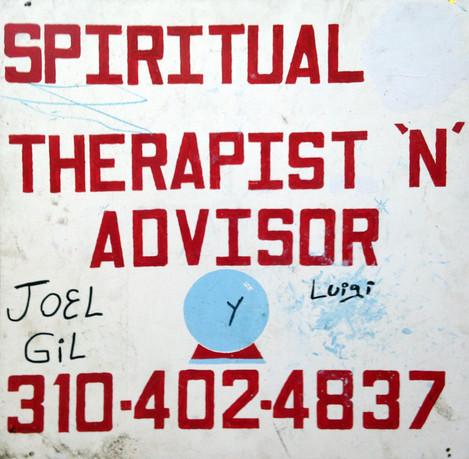 Spiritual Therapist 'N' Advisor
