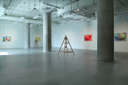 Exhibition view of Imprismed