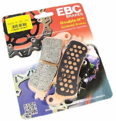 EBC Double H Sintered Kawasaki Versys 650 Brake Pads