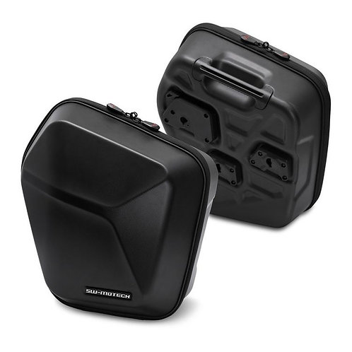 SW-Motech URBAN ABS Side Case Set – 2×16.5L – For SLC Carrier