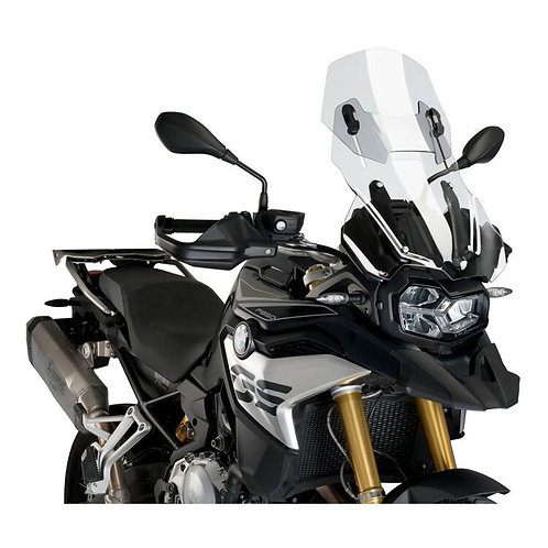 Puig Touring Windscreen with Visor BMW F850 GS / Adventure 2018-2020