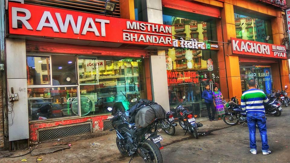 Rawat Mishthan Bhandar - Jaipur
