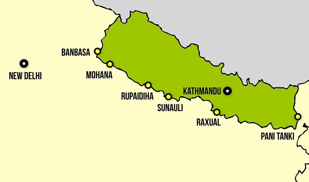 Inda Nepal Border @Transformerz