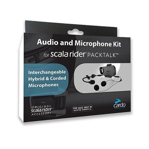 Cardo Audiokit Packtalk