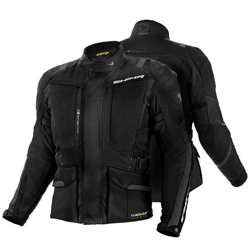 Shima Hero Touring Black Jacket