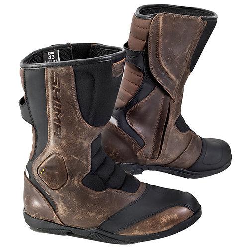 Shima Strada Vintage Boots