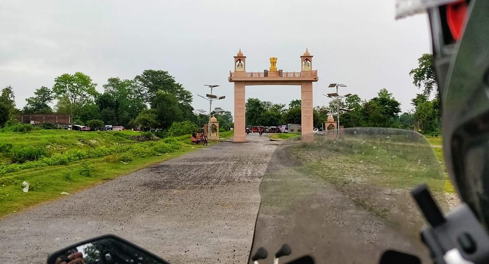India Border - Banbasa @Transformerz