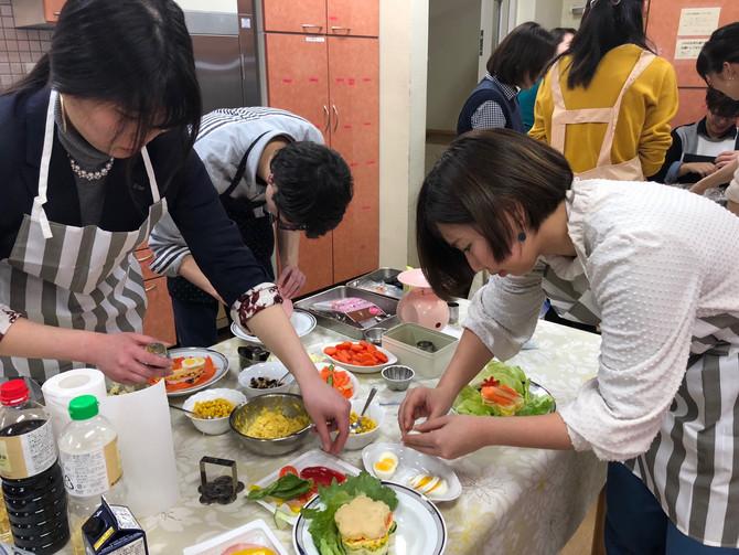 3/3(土)Ring料理教室🎎🍳🌸