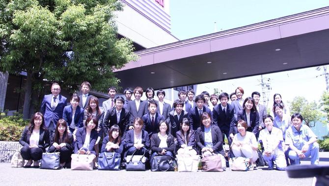 5/25 提携先企業見学in大阪・奈良