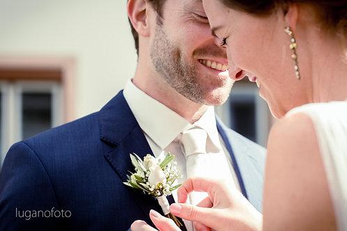 Wedding photo + video service