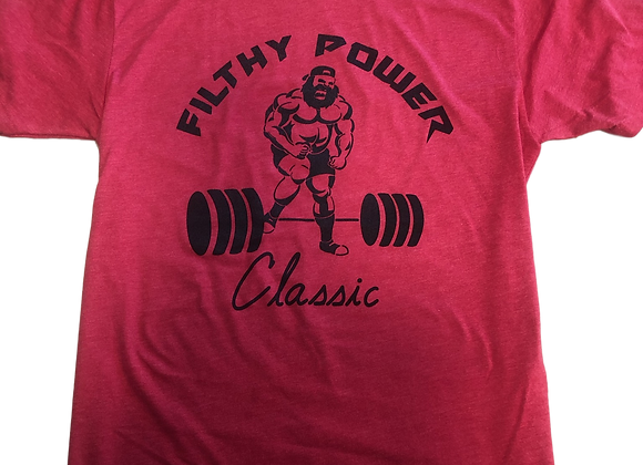 Filthy Power Classic - Red