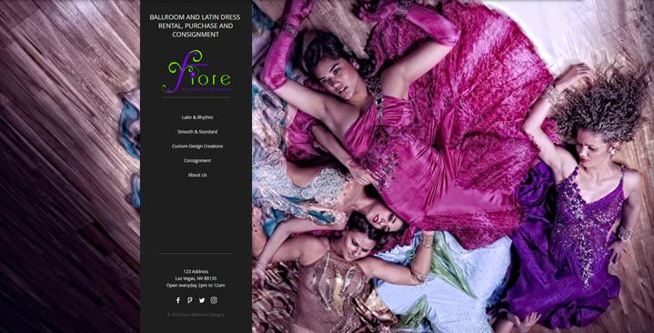 Custom Dress Production and Rental