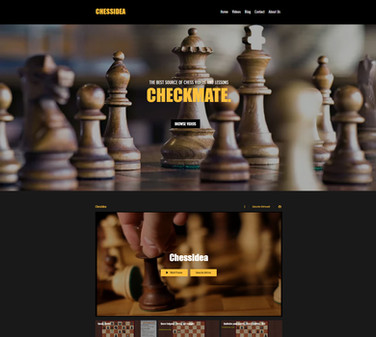 Chess Instruction website