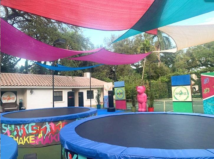 Trampoline Classes Coconut Grove Shake B