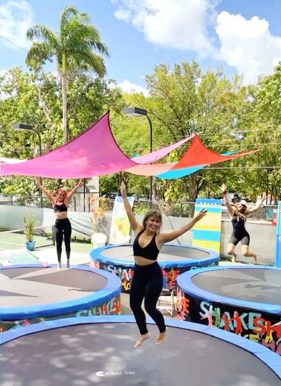 Shake Backyard