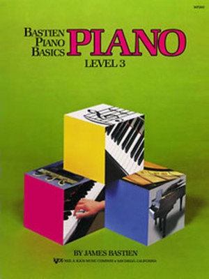 Bastien Piano Basics, Piano, Level 3