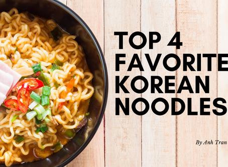 Must-try Korean Noodles in Melbourne
