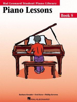 Hal Leonard Student Piano Lessons - Book 5