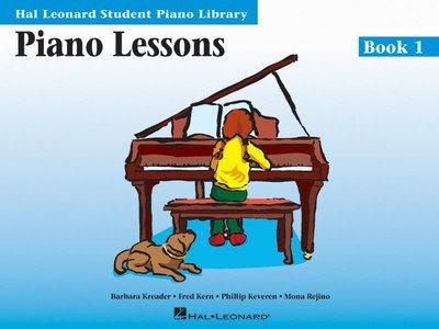 Hal Leonard Student Piano Lessons - Book 1