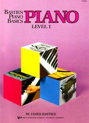 Bastien Piano Basics, Piano, Primer Level 1