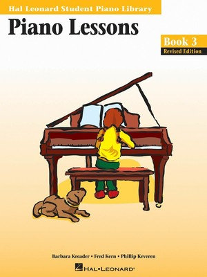 Hal Leonard Student Piano Lessons - Book 3