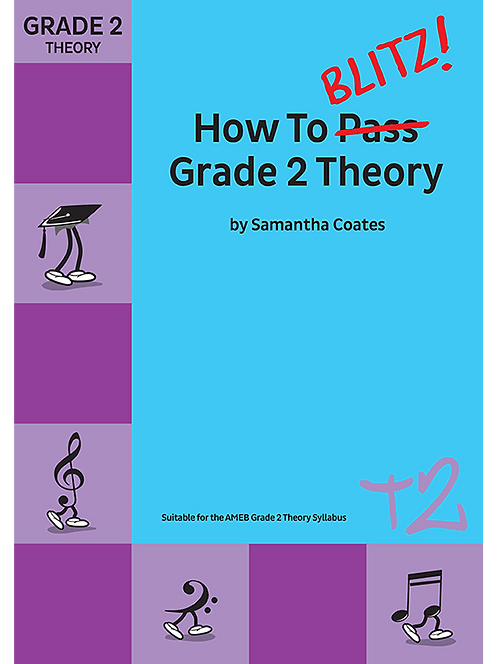 How To Blitz! Grade 2 Theory