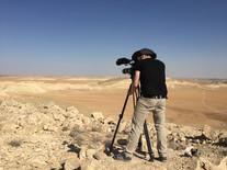 Near the Syrian border, Jordan