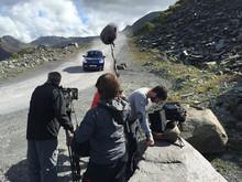 Ford shoot, Zipworld, Snowdonia