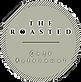 Logotipo da marca THE ROASTED
