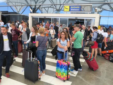 (STATISTIKA) Broj putnika u 8 hrvatskih zračnih luka izrazito je narastao!