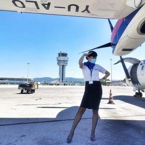 Zadnji let prema Splitu: Air Serbia ove zime isključivo prema Zagrebu