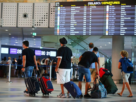 Vikend promet u hrvatskim zračnim lukama raste