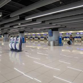 Zračna luka Dubrovnik u drugom vikendu listopada imala svega 19 operacija komercijalnih zrakoplova
