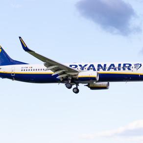 Još 8 novih linija Ryanaira iz Zagreba!