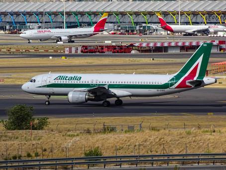Alitalia izvela svoj posljednji, a novi nacionalni prijevoznik ITA svoj prvi let!