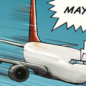 """""""MAYDAY"""" i """"PAN-PAN"""" - riječi koje putnici ne bi voljeli čuti u zraku"""