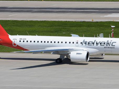 Embraer sutra u Zagrebu predstavlja E195-E2 Helvetic Airwaysa