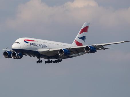 British Airways ponovno vraća svoje Airbus A380 u pogon!
